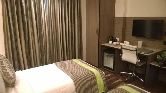 Leisure Inn Grand Chanakya: Room