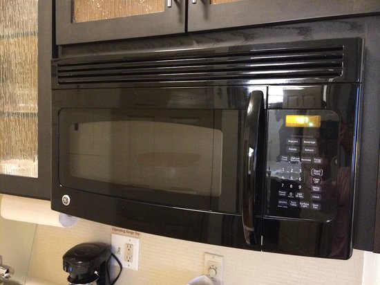 Candlewood Suites Miami Airport West: microwave
