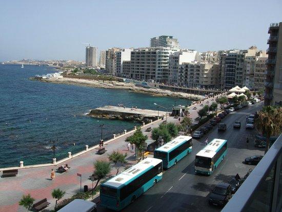 Preluna Hotel & Spa : Great sea views
