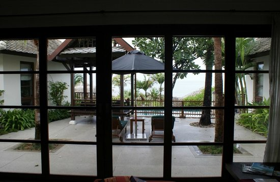 Kanda Residences: Villa Living Room view