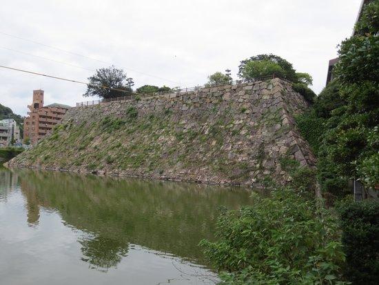 Ruins of Mihara Castle: 天主台跡