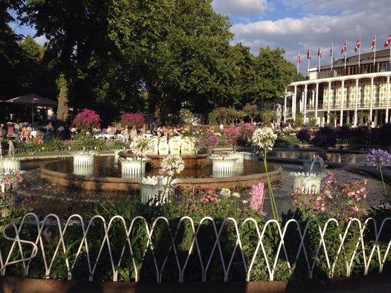 Jardins de Tivoli : Tivoli