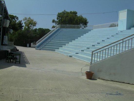 Atlantica Porto Bello Royal: Hard seating area