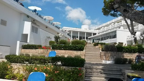 Apartotel Ponent Mar: hotel view