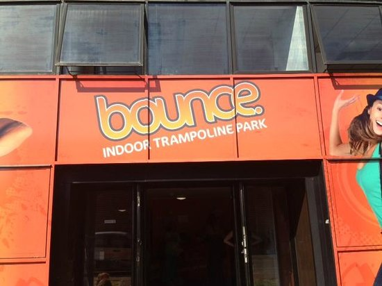 Bounce Indoor Trampoline Parks