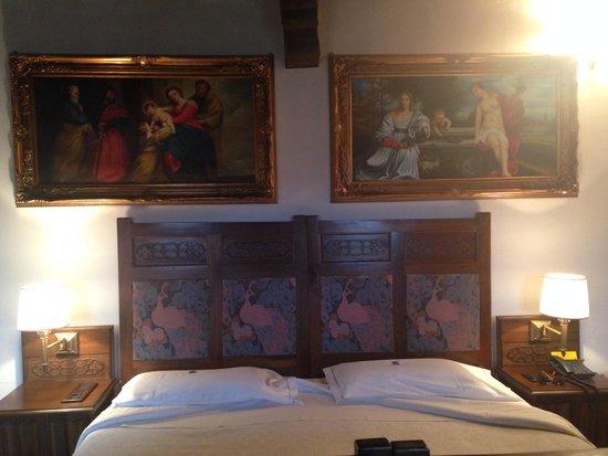 Castello di Pavone: La nostra camera