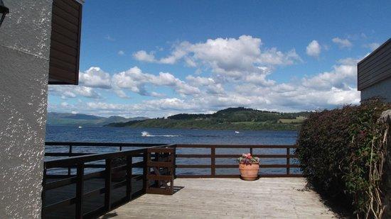 Duck Bay Hotel & Marina : Loch Lomond