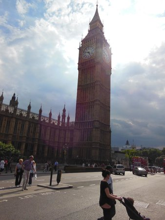Houses of Parliament: Nice