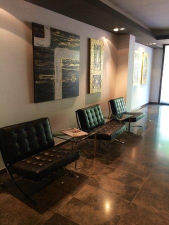 08028 apartments: Lobby/Reception