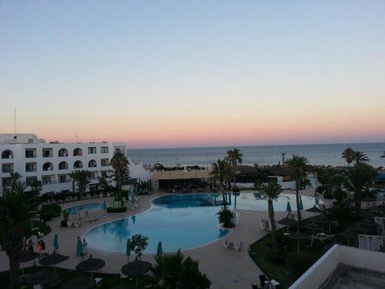 Vincci Nozha Beach Resort: Vue