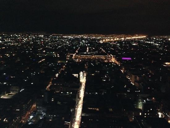 Torre Latinoamericana: 夜景①