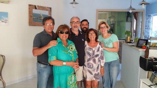 NikoStudios: Last breakfast with our friends