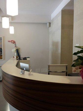 Hotel La Pineta: Reception