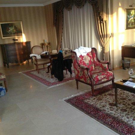 Villa Augusto: Kingston suite