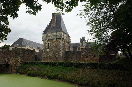 Chateau de Goulaine : Le castelet