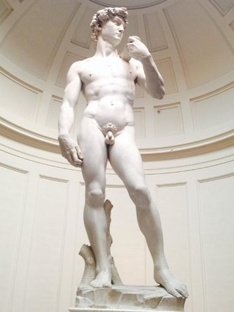 Accademia Gallery: Statue of David