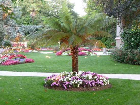 Jardin des plantes de Coutances: jardin Coutances