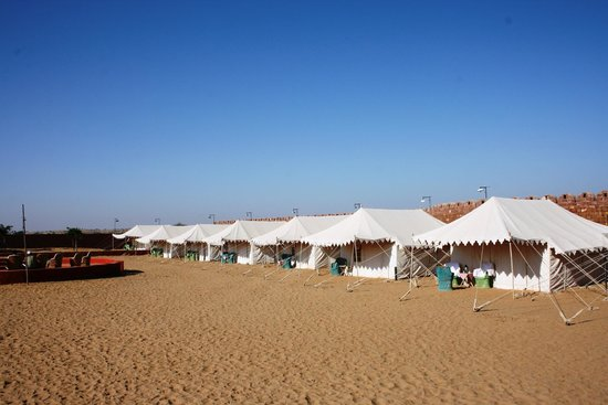The Osian Sand Dunes Resort & Camp