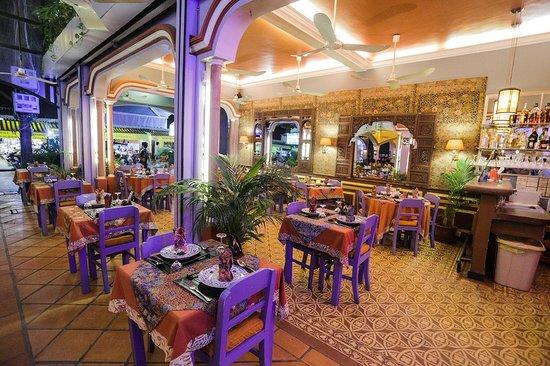 Amok Restaurant Siem Reap