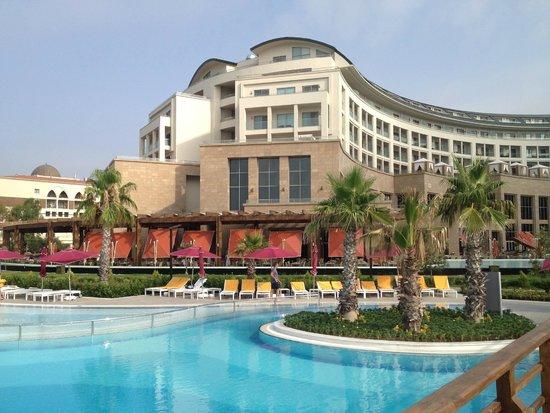Hotel Riu Kaya Palazzo : Hotel & grounds