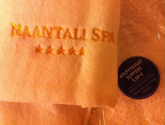 The Naantali Spa: 5 звезд за 5 евро