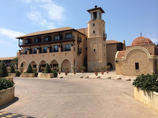 Elysium Hotel : Front of hotel