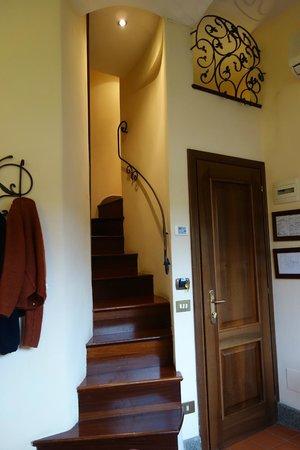 Okapi Rooms : chambre