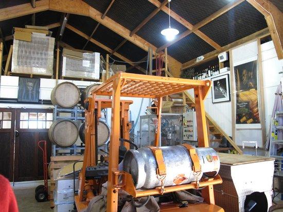 Ananda Tours: wine making