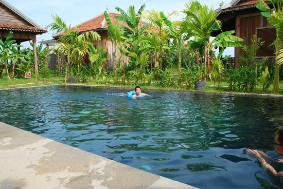 Angkor Rural Boutique Resort : pool