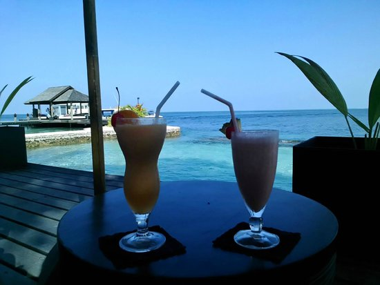 Lily Beach Resort & Spa: moktail