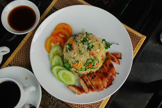 Angkor Rural Boutique Resort : our breakfast