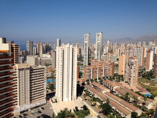 Gemelos XXII Apartments: View