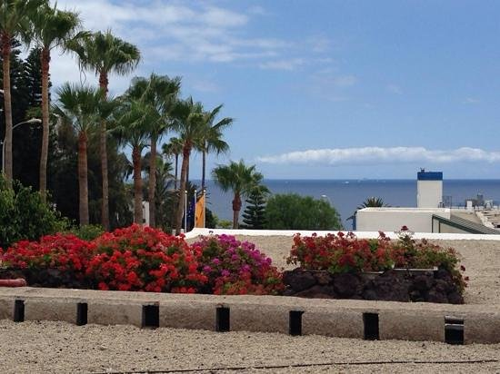 HOVIMA Panorama: sea view from balcony