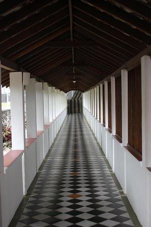 Cinnamon Citadel Kandy: Hallway