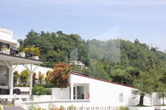 Cinnamon Citadel Kandy: View