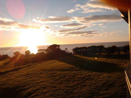 NRMA  Merimbula Beach Holiday Park : Sun Rise