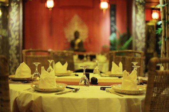 Madame Butterfly Restaurant