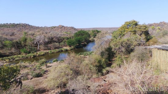 Singita Lebombo Lodge : View from our lodge number 10.