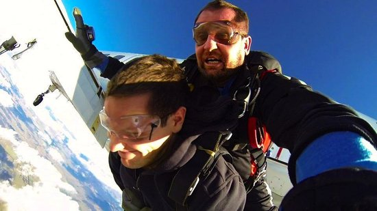 Adrenalin Skydive : amazing experience