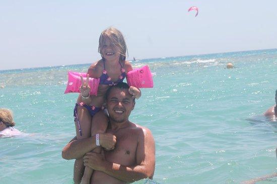 Sonesta Pharaoh Beach Resort Hurghada: Море