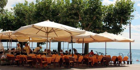 Piccolo Hotel: The lake view