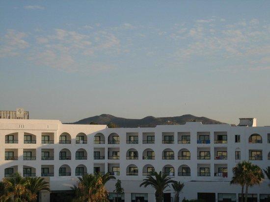 Vincci Nozha Beach Resort: Hotel