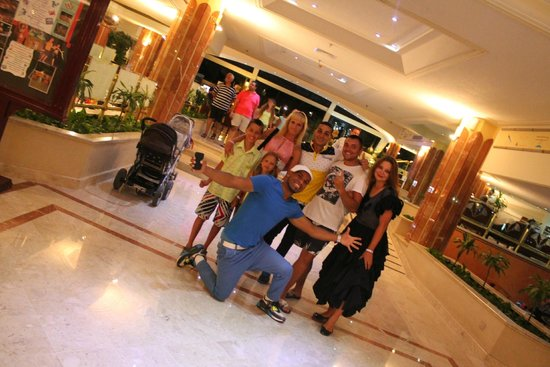 Sonesta Pharaoh Beach Resort Hurghada: С аниматорами