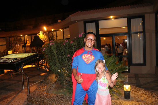 Sonesta Pharaoh Beach Resort Hurghada: Таня с Каримом
