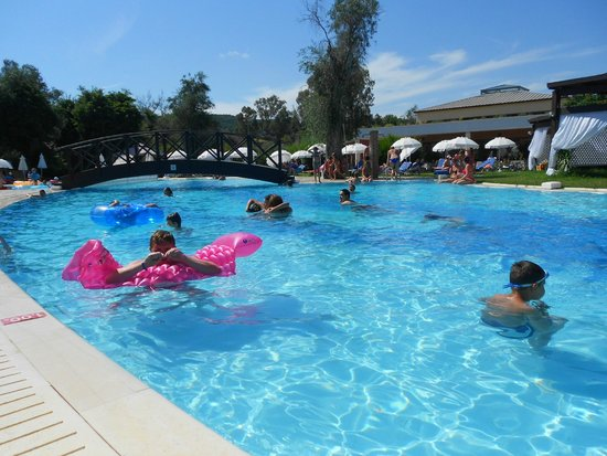 SENTIDO Apollo Palace : Pool