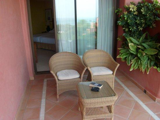Sheraton La Caleta Resort & Spa, Costa Adeje, Tenerife: Balcony