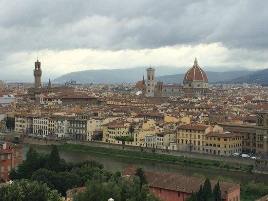 Piazzale Michelangelo: Дуомо