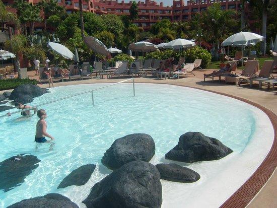 Sheraton La Caleta Resort & Spa, Costa Adeje, Tenerife: Salt Water Pool