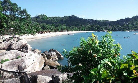 Panviman Resort - Koh Pha Ngan : wiew
