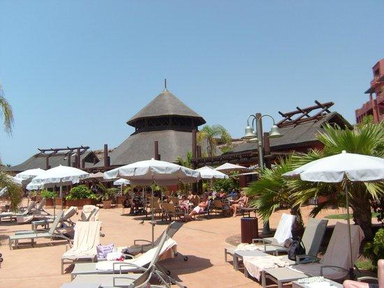 Sheraton La Caleta Resort & Spa, Costa Adeje, Tenerife: Pool Bar